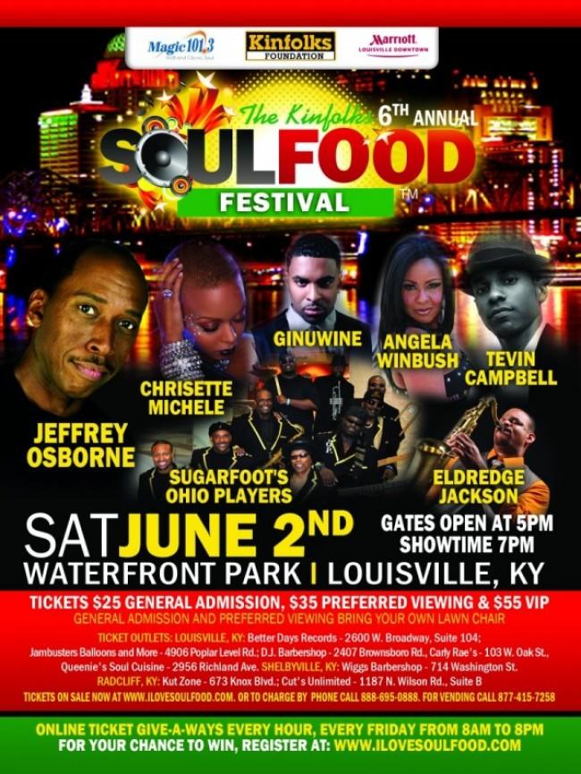 Louisville Soul Food Festival